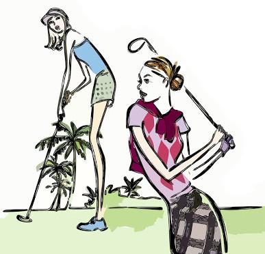 ゴルフは日本社会では必須の【ビジネススキル】なんです。損しないで・・・!