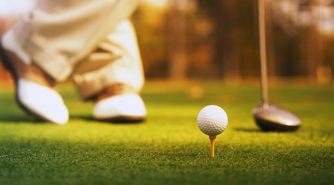 ゴルフ初心者が100を切った【割り切った考え】と【6本のクラブ】と【ビジネスゾーン】①