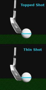 Thin-Shot-Golf-Drills-Introduction