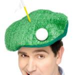 ゴルフファッションは【帽子を変えるだけで】中年パパのオシャレセンスが急上昇します