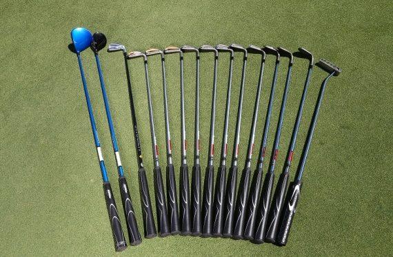 100切りゴルフ、クラブを短く持つことは良いことずくめで、ゴルフが優しく感じられます。