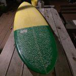 ネット激安だけど、ちゃんとポリ素材(PU)のサーフボード【SCELL SURF BOARD】1年乗ってみたら・・・その1