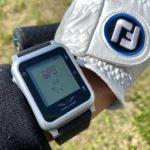 腕時計型ゴルフ用GPSナビ【イーグルビジョン】を使ってみたが、良すぎて結局ガーミンが欲しくなるパターンのやつ